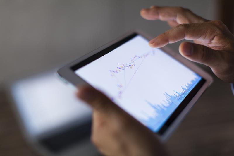 IG証券の取引アプリ